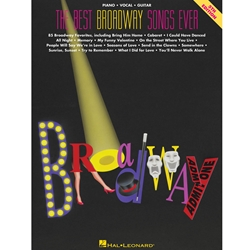 Best Broadway Songs Ever Collection