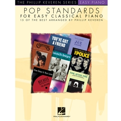 Pop Standards for EZ Classical Piano EP