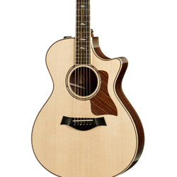 Taylor 812ce Grand Concert - Acoustic Electric - Stika/Rosewood