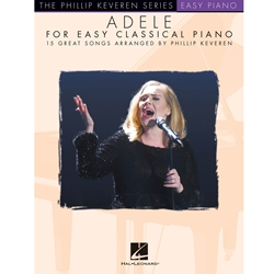 Adele Easy Classical Piano Easy Piano EP