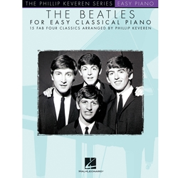 Beatles Classical Piano Easy Piano EP