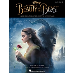 Beauty & Beast Movie Easy Piano EP
