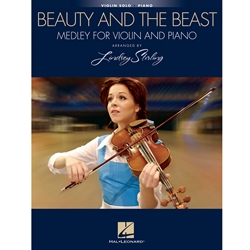 Beauty and the Beast Violin/Piano Vln