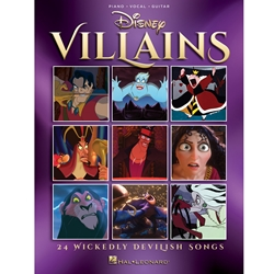 Disney Villians PVG