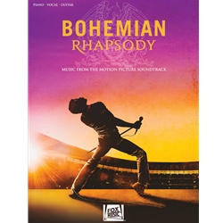 Bohemian Rhapsody Sel Movie PVG