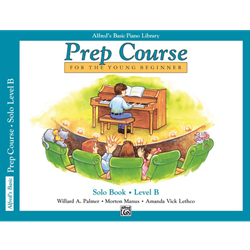 Alfred's Basic Prep Course Solo Book B