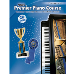 Alfred's Premier Piano Course, Performance 5