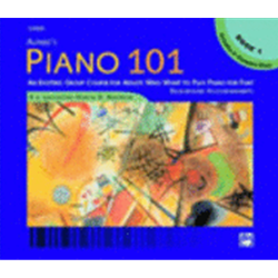 Alfred's Piano 101 CD 6-Disc Set for Level 2
