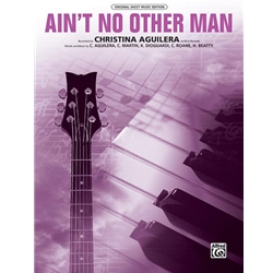 Ain't No Other Man Piano/Vocal/Chords
