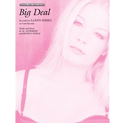 Big Deal Piano/Vocal/Chords