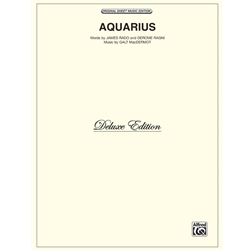 Aquarius (from Hair) Piano/Vocal/Chords
