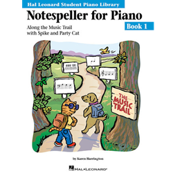 Hal Leonard Notespeller for Piano Book 1