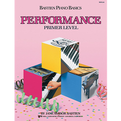 Bastien Piano Basics: Performance - Primer