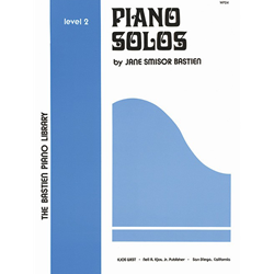 Bastien Piano Library Solos - Level 2