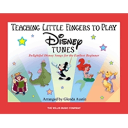 Teaching Little Fongers to Play Disney Tunes