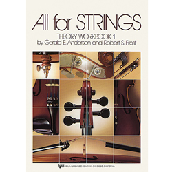 All for Strings Theory Book 1 Viola