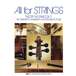 All for Strings Theory Book 2 Viola