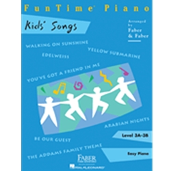 FunTime Piano Childrens Songs