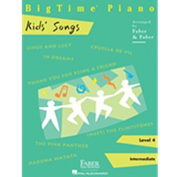 BigTime PIano Childrens Songs