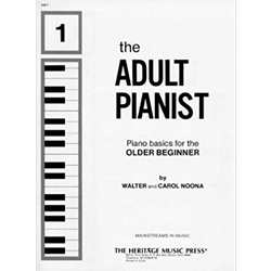 Adult Pianist 1 Piano