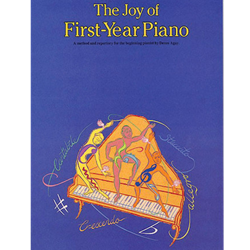 The Joy of First Year Piano