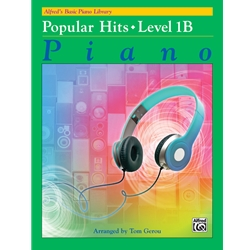 Alfred's Basic Piano Library Popular Hits, Book 1B