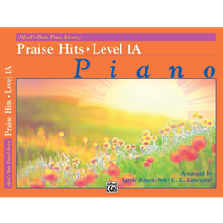Alfred's Basic Piano Library Praise Hits Book 1A