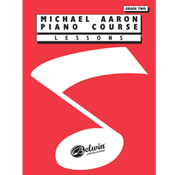 Aaron Piano Course Lessons 2