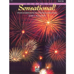Alexander Simply Sensational Book 1 Piano Solo Book