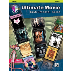 Ultimate Movie Inst Solos Clt /CD