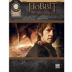 Hobbit Inst Solos Clarinet