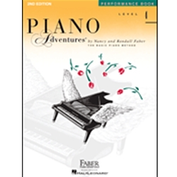 Piano Adventures Performance 4