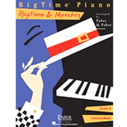 BigTime PIano Ragtime & Marches (4)