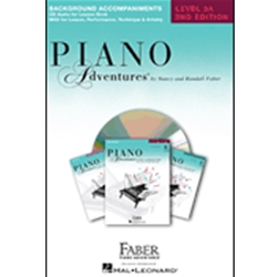 Piano Adventures Lesson 3A CD