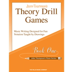 Thompson's Theory Drill Games Book 1