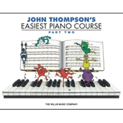 Thompson's Easiest Piano Course Part 2