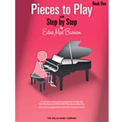 Pieces To Play  Book 1