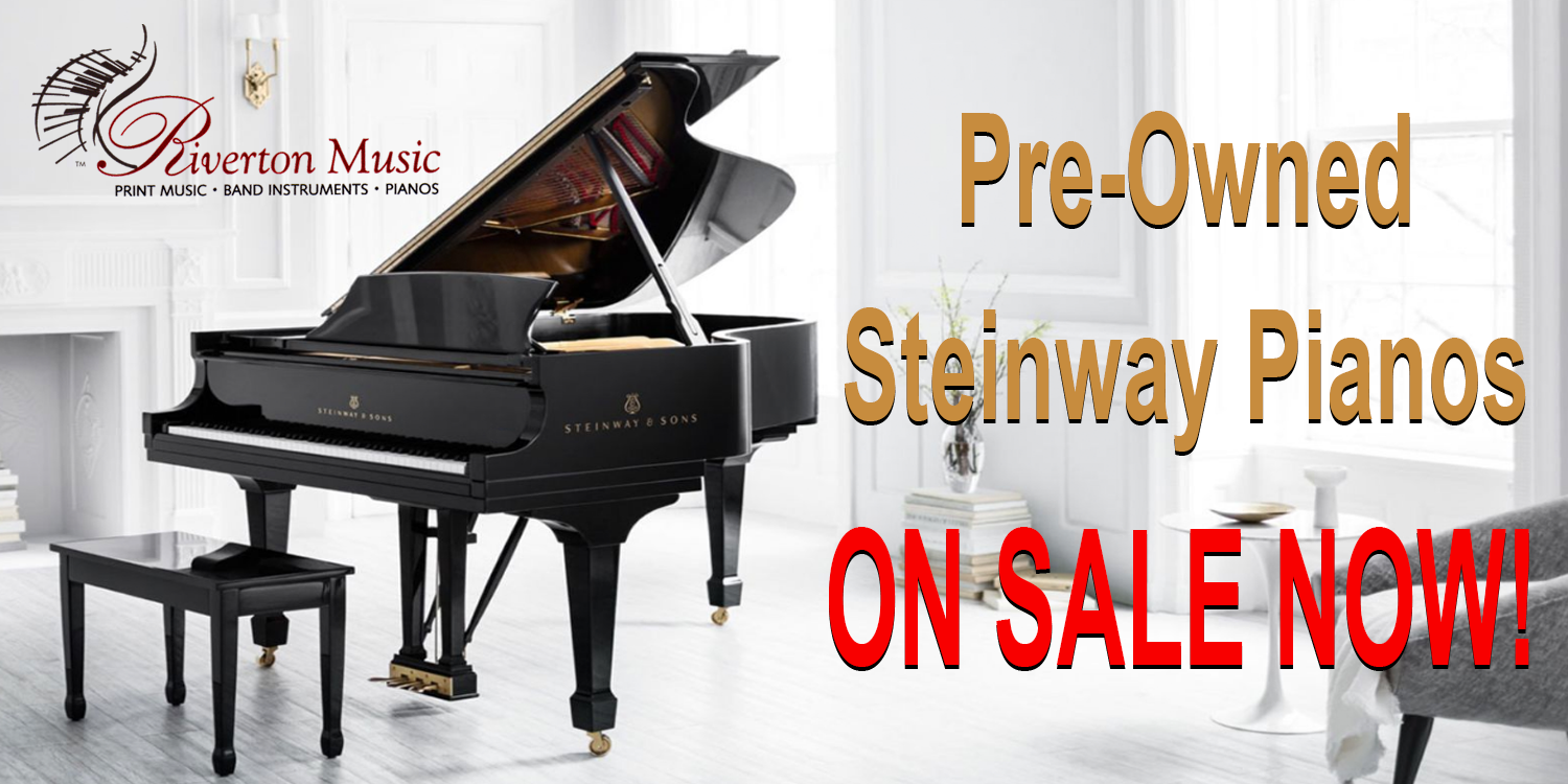 Preowned Steinway Pianos