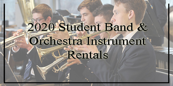 Band Orchestra Rental